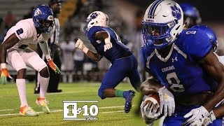 Week 2: 850 vs 904 - Godby and Trinity Christian Matchup Goes to OT!