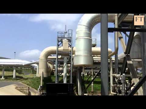 Kenya turns to geothermal energy