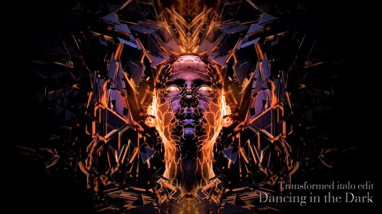 Mflex Sounds - Dancing in the Dark (transformed italo edit) Italo Disco 2021