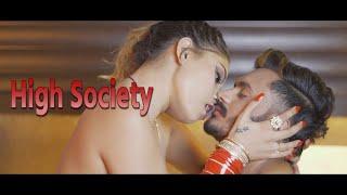 HIGH SOCIETY - Punjabi #webseries Trailer #Fliz Movies