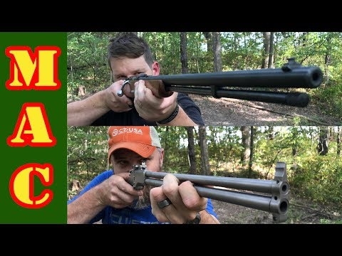 Fun Affordable Rifle Competition: M6 Scout vs. Sears Rifle