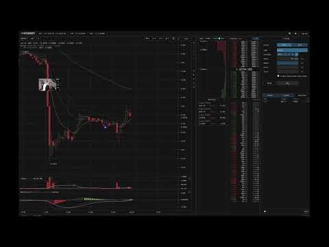 Trx & Xrp Trading On Binance & Kraken... My Results Live!