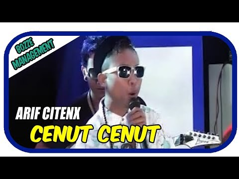 CENUT CENUT - ARIF CITENX [ OFFICIAL KARAOKE MUSIC VIDEO ]