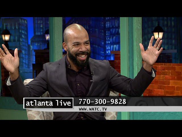 ATLANTA LIVE 09/10/21 | James & Regina Howard host Darrell Spearman, Joyce Lester, & Symone Wright