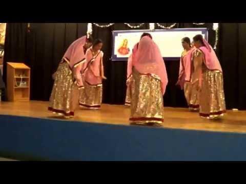 Nasrani Girls Dance Performance