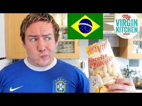 TASTING SOME BRAZILIAN TREATS