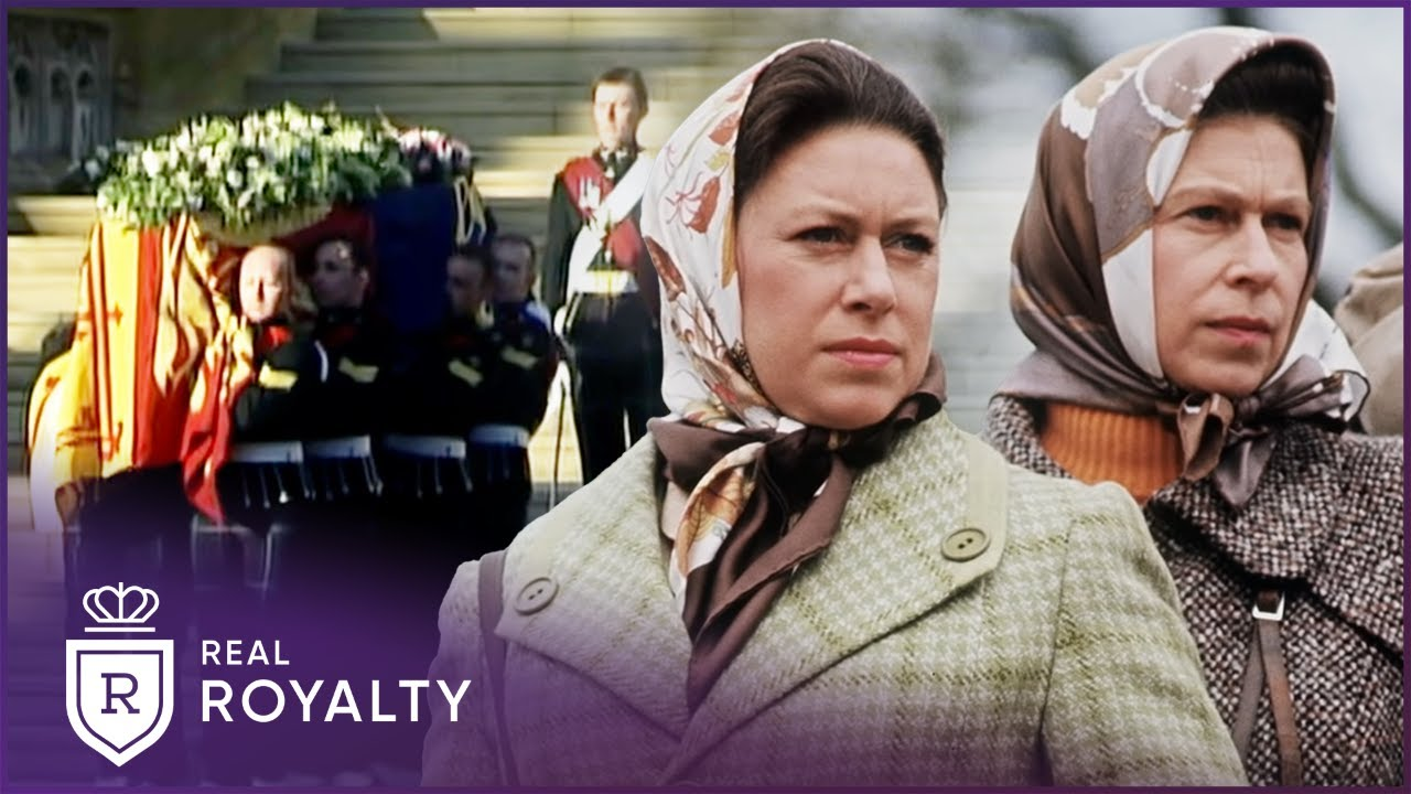 Download The Unbreakable Bond Between Elizabeth & Margaret   Two Sisters   Real Royalty with Foxy Games