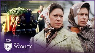 Gambar cover Queen Elizabeth II & Princess Margaret | A Tale Of Two Sisters | Real Royalty