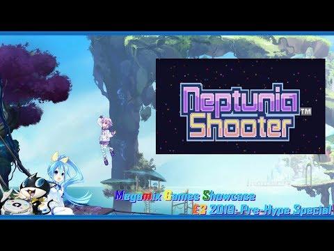 MmGS E3 2019 Pre-Hype Sp.: Ep. 197: Neptunia Shooter |