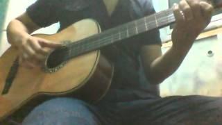 Thức tỉnh -đỗ xuân Sơn- cover guitar