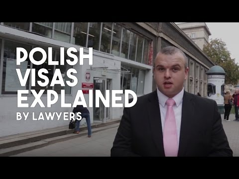 Polish Visa Questions Answered - WarsawSocial.com