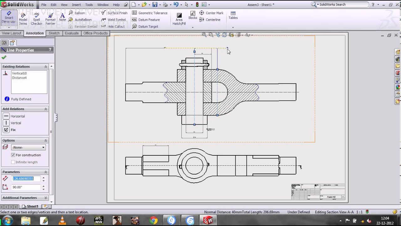 Knuckle joint drawing video youtube knuckle joint drawing video ccuart Image collections