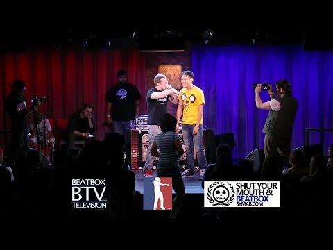 Kenny Urban vs Gene / Semifinals - East Coast Beatbox Battle 2014