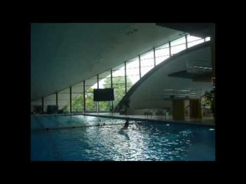 Splashdiving backflip 2,5 salti open board 10m
