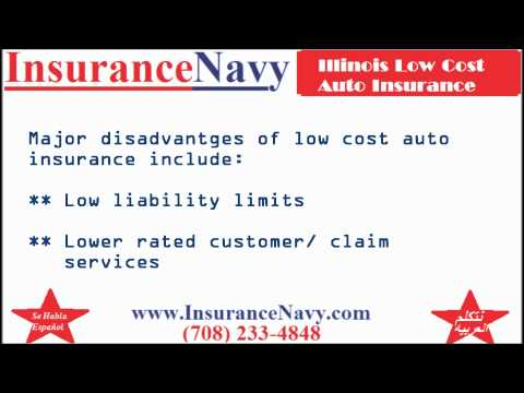 Cheap car Insurance Chicago Illinois, Low Cost Auto Insurance Rates
