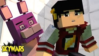 Minecraft: SKY WARS PARAQUEDAS - FIVE NIGHTS AT FREDDY