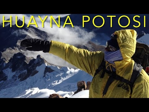 Huayna Potosi 6088m, Summit Climb [Trip Guide]