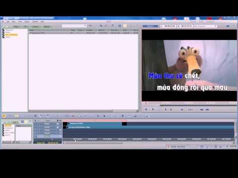 Huong dan lam DVD karaoke tu A - Z - Phan 1 - anhdung0239