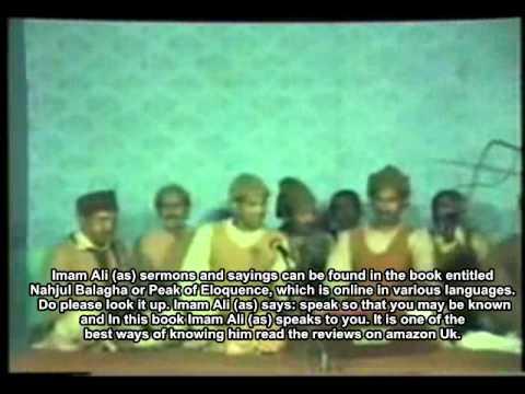 English Qawwali Je pedeh na hondeh ali kaabeh andhar Yom-e ali 2011 with molvi ahmed hassan full
