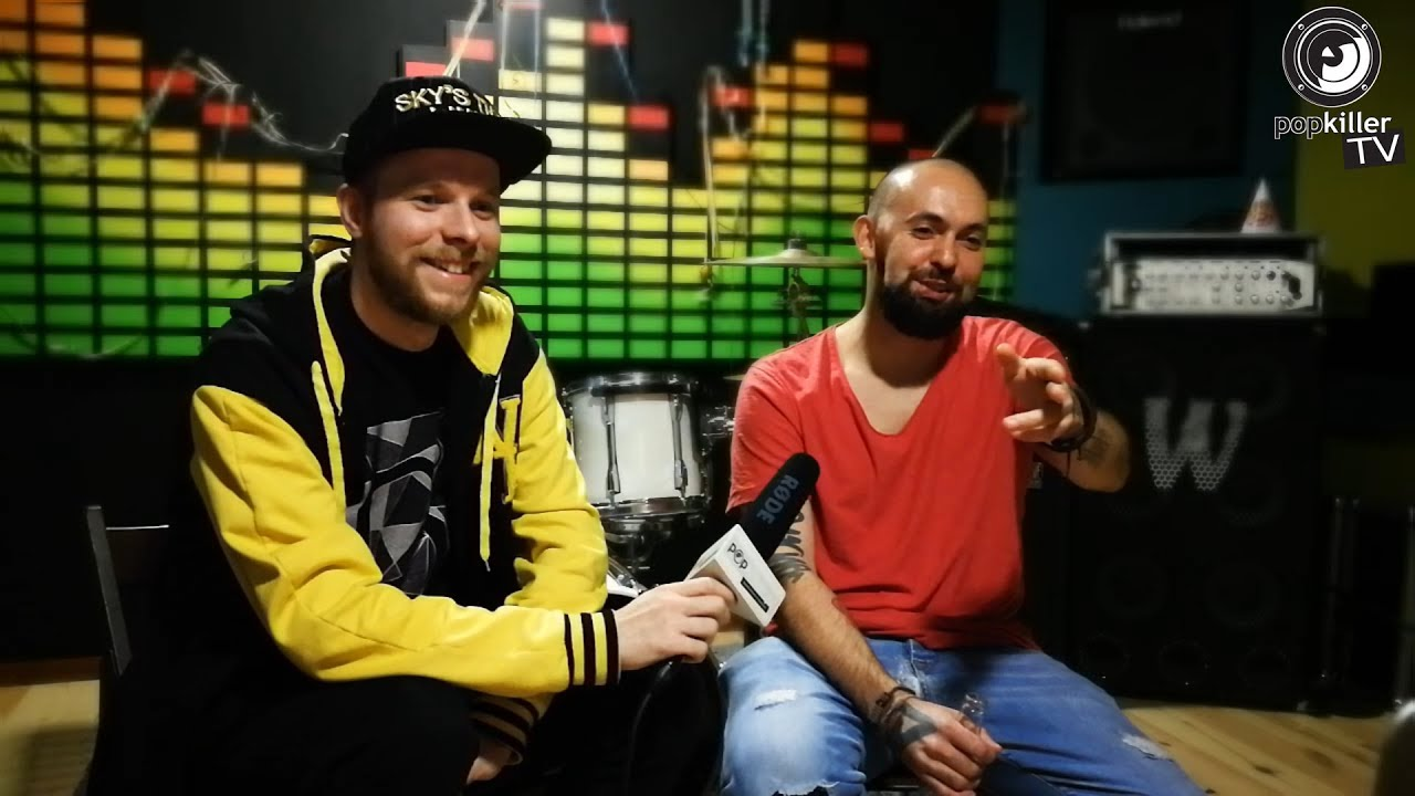 """VNM vs Ematei – wywiad przed """"Trailblazer EP"""" + Q&A (11.2017, Popkiller.pl)"""
