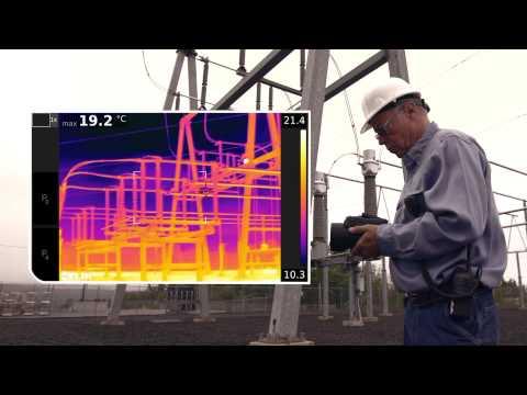 FLIR T1K Thermal Imaging Camera: HDIR Lenses