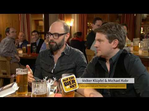 Auf ein Bier mit Volker Klüpfel und Michael Kobr