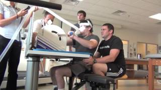 VO2 Max Test at Saginaw Valley State University