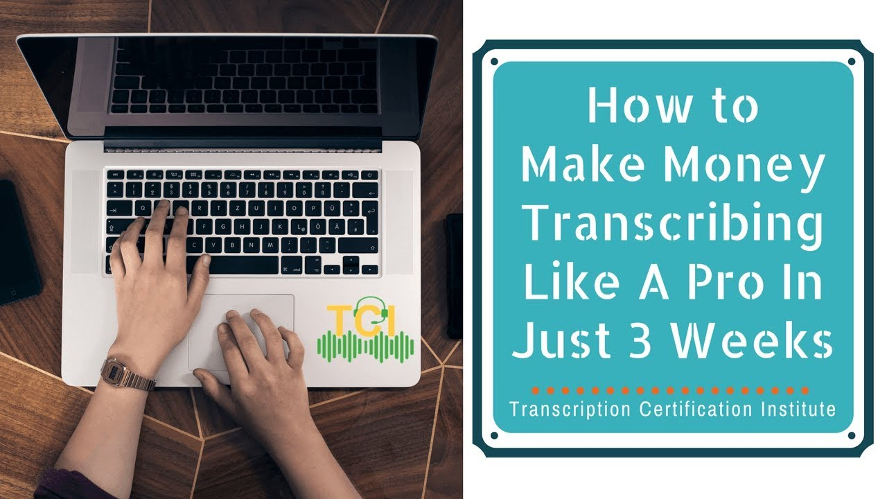 make money transcribing videos