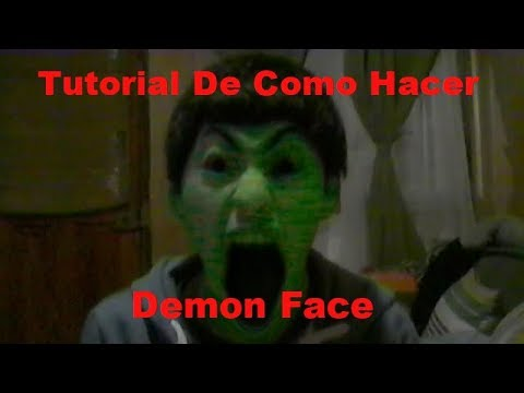 after effect demon face tutorial