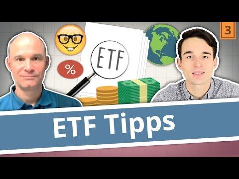 ETF Tipps: Die richtigen ETFs finden, Portfolio, Kosten, Steuern - Finanzwesir Interview Teil 3/3