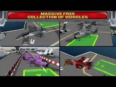 3D Airplane Parking Simulator Game - Real Boat Aircraft ...