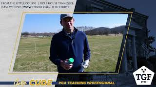 Tips from the pŗos – Golf House Tennessee PGA Professional Gaylon Cude