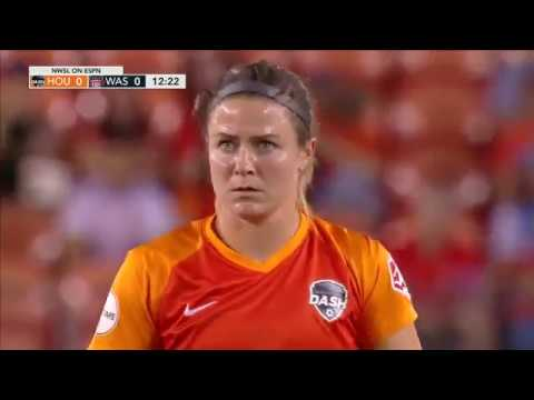 NWSL On ESPN: Houston Dash Vs. Washington Spirit