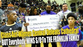 University of Indy Commit Jesse Bingham and Warren Central To Much For Cathedral