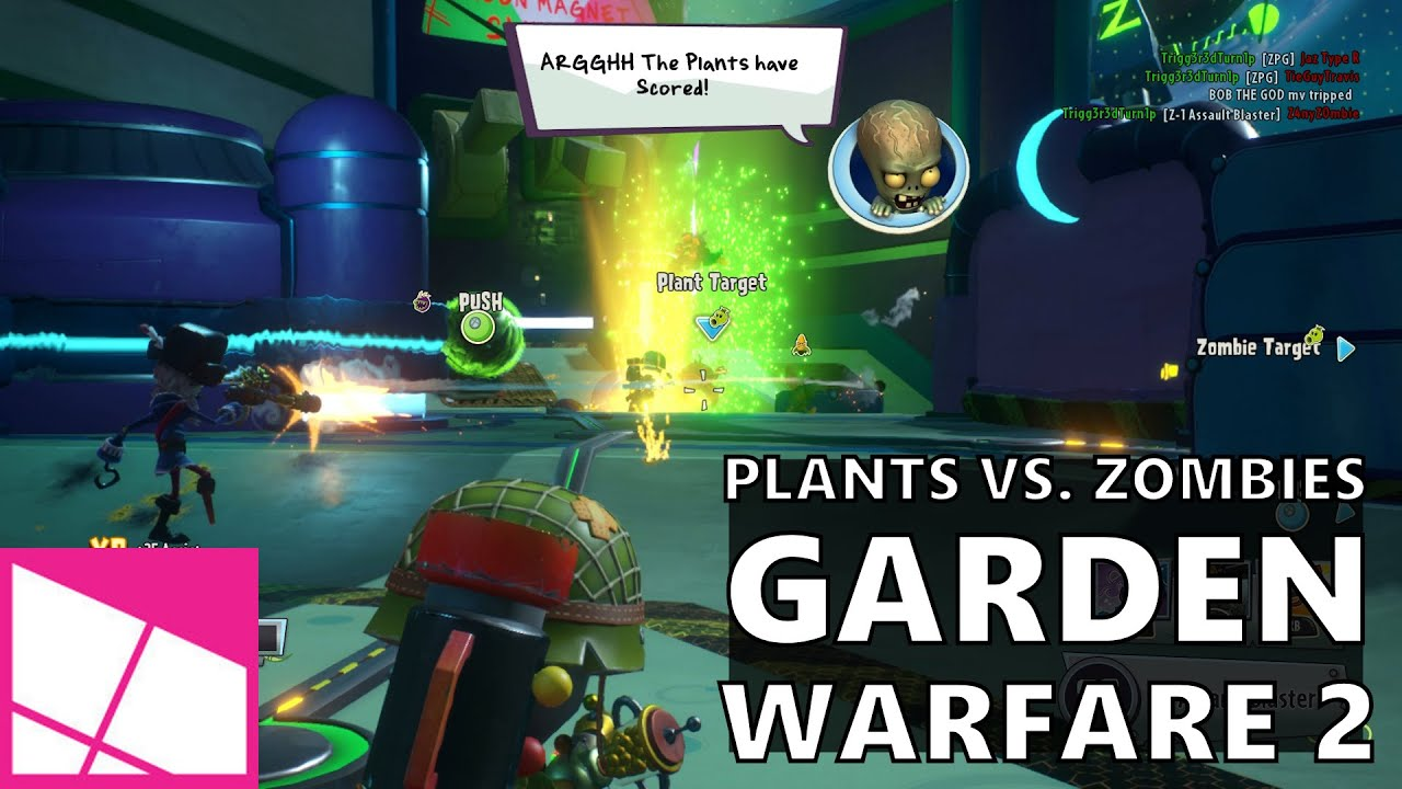 Plants vs  Zombies: Garden Warfare 2 review | Windows Central