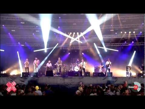 The Black Seeds - Dust And Dirt - Lowlands 2012