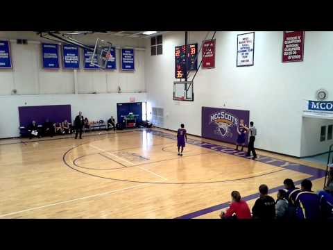 Marshall Bennett #25 @ McHenry College - America's Best Kept Secret - Dec 8 2013