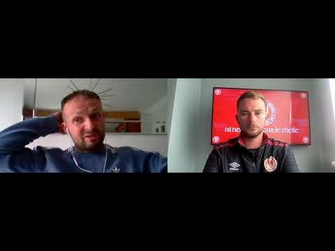 Talking Saints Podcast - Episode 8 - Conan Byrne Retirement Special