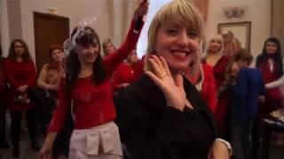 Модная суббота с Орифлэйм Саратов! Девушки в Красном! Стилисты, визажисты, астрологи