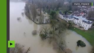 L'inondation à Paris atteint son pic : 1500 personnes évacuées