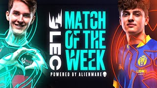 Misfits face off against Mad Lions this weekend, will they be able to end the Mad Lions winning streak and try and take down the top team in the LEC?