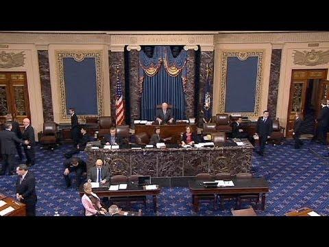 Accord au sénat américain pour sortir de l'impasse politico-budgétaire
