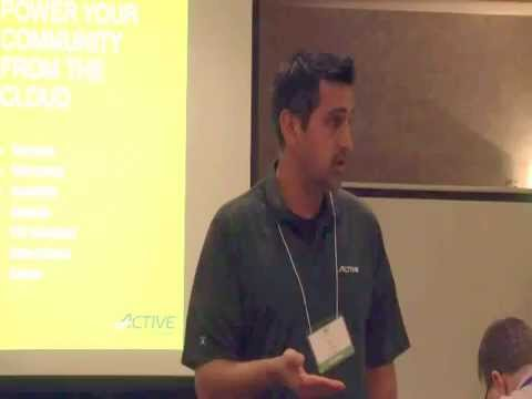 Recreation Vendor Software Stream - PRO Forum - ActiveNetwork Presentation