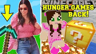 LUCKY BLOCK HUNGER GAMES Has RETURNED!