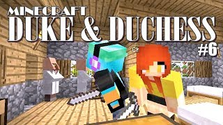 The Villagers 👑 Duke & Duchess EP6 - Minecraft Survival Adventure with Gamer Chad