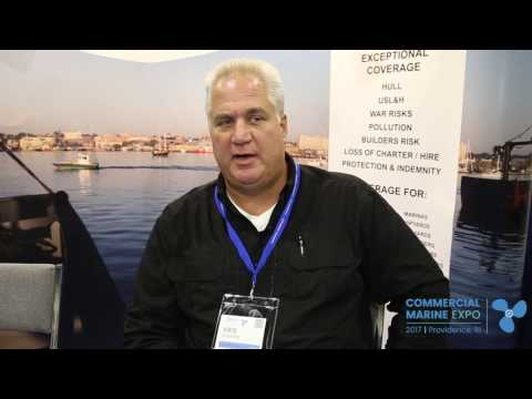 Exhibitor Interview - Ocean Marine Insurance - Commercial Marine Expo
