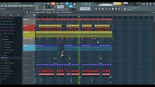 Baixar Base Instrumental Bregadeira - Desce Tequila Pra Ela - Dj ToNyNhO JP ( Fl Studio 12 )