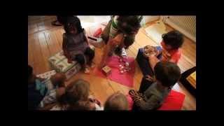 Zapętlaj Deutschkurse für Kinder im Vorschulalter | Wunderfitz Redeblitz