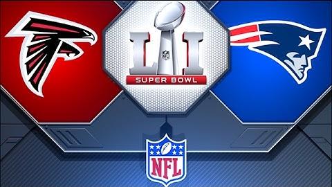 NFL SUPERBOWL 51 RAN GERMAN PART 1