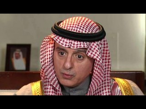Saudi foreign minister talks relations with US, Iran deal
